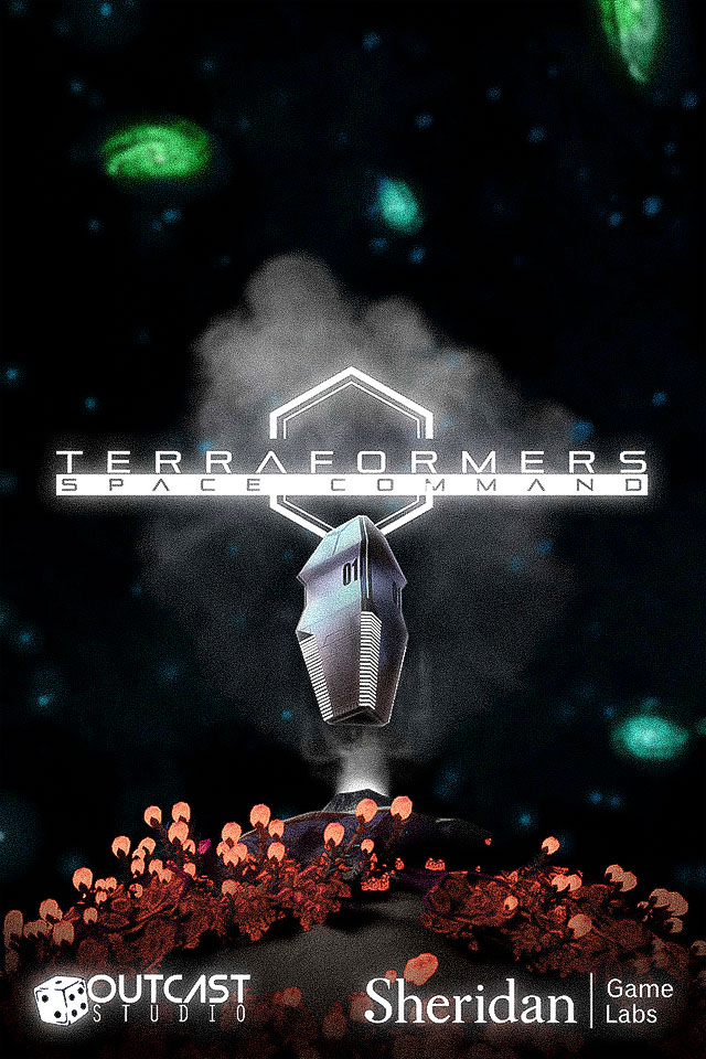 Terraformers | Space Command
