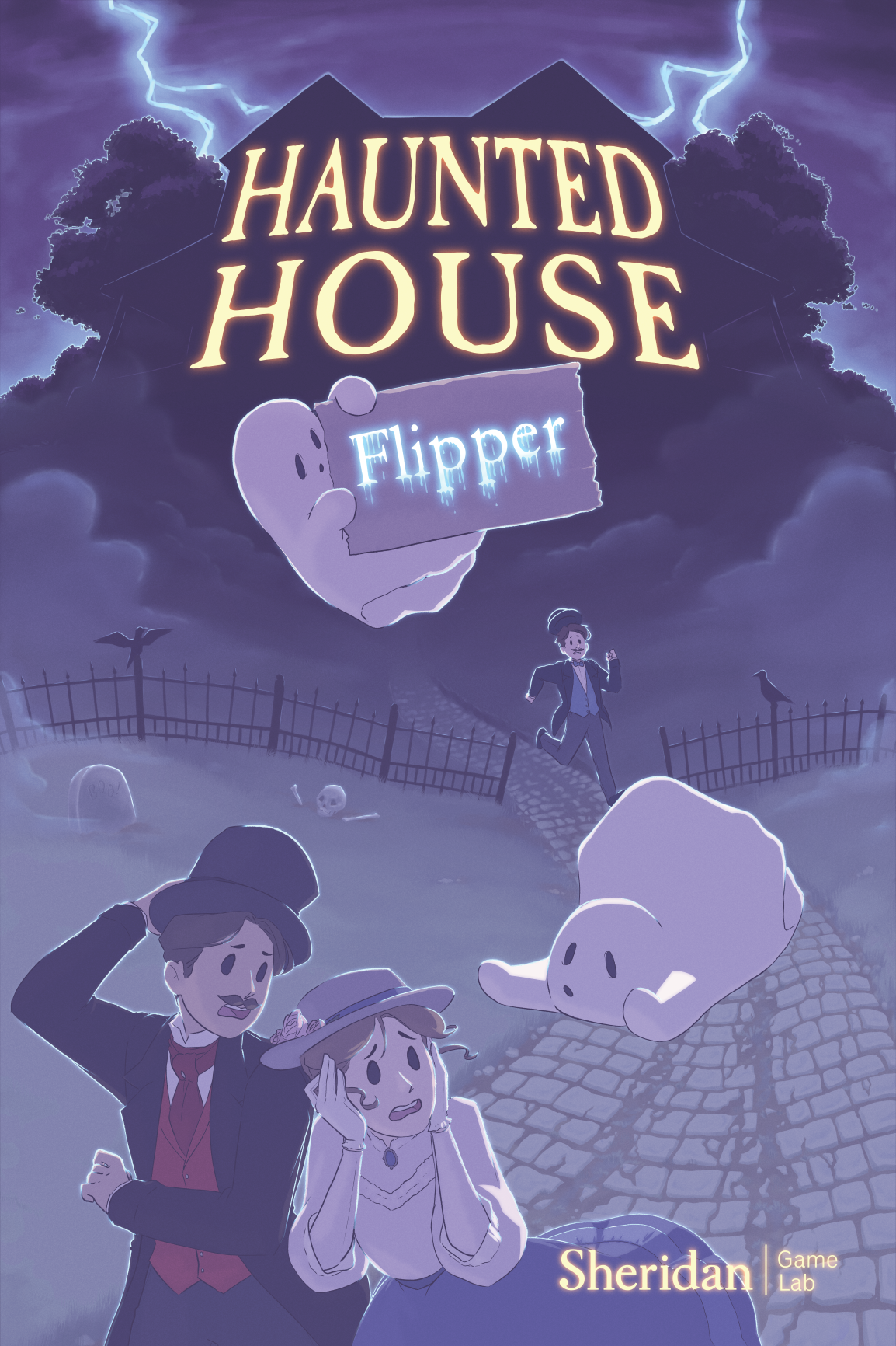 Haunted House Flipper