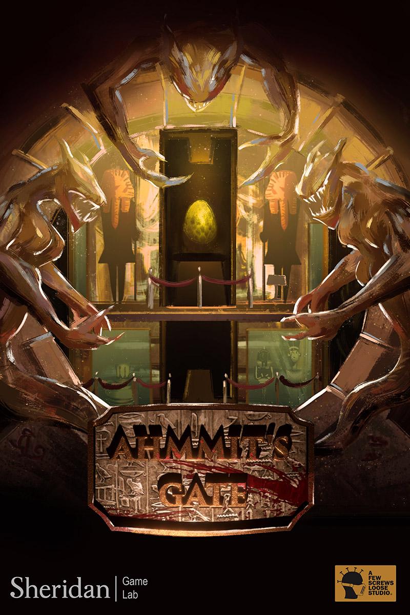 Ahmmits Gate